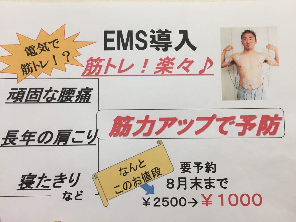 EMS まさ